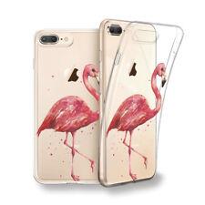 Funda gel dibujo Gotas de flamingo para Xiaomi Mi 5x/a1  6x/a2  a2 lite