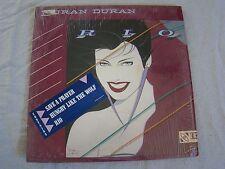 Vintage Vinyl 80s LP Record DURAN DURAN - RIO 121742