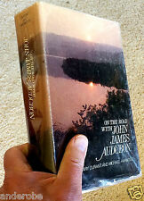 1st ED Durant/Harwood ON THE ROAD With JOHN JAMES AUDUBON 638p/HB/EXCELLENT Nice