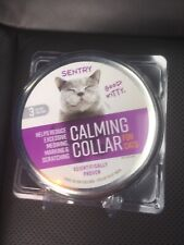 New ListingSentry Calming Collar for Cats 3-Pack