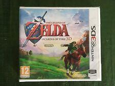 The Legend Of Zelda: Ocarina Of Time 3D 3DS PRECINTADO!!