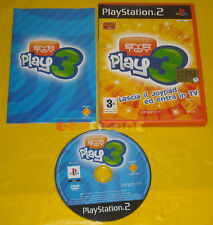 EYE TOY PLAY 3 Ps2 Versione Ufficiale Italiana Eye Toy »»»»» COMPLETO