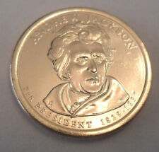 2008 D Andrew Jackson Presidential Dollar Coin  **FREE SHIPPING**