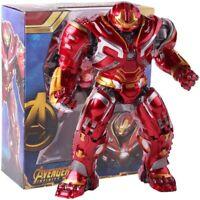 Marvel Avengers Infinity War Mark44 Hulkbuster PVC Action Figure Model Toy