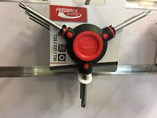 Feedback Sports 3-Way Fixed T25/27/30-TORX