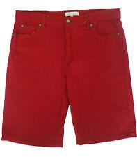 Pantalones cortos hombre ,shorts de Krater ,rojo,talla 16 - S