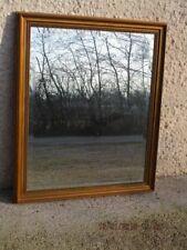 BEAU GRAND miroir biseaute DE 86/100 cms