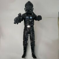 """2014 18"""" Star Wars Imperial Storm Trooper Tie Fighter Pilot Action Figure Toy"""