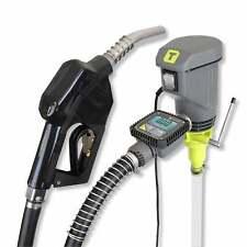 HORNET W 40 A mit Zählwerk FMT 3 -230V Fasspumpe Dieselpumpe Elektropumpe