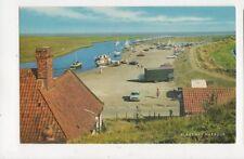 Blakeney Harbour Norfolk Old Postcard 540a