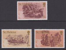 ST HELENA 1980 Empress Eugenie's visit MINT set sg358-360 MNH