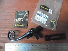 Hierro Negro Tela para Cortinas sujetador de gancho hecha por Kirkpatrick