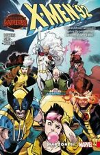 X-Men '92 volume 0 Warzones! (Secret Wars) by Chris Sims, Chad Bowers, Koblish