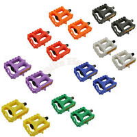 "NEW Bicycle M.T.B Pedals 9/16"" BMX Fixie Lowrider Beach Crusier M.T.B Bike Pedal"