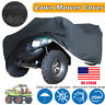 "USA 67"" Garden Tractor Heavy Duty Riding Lawn Mower Cover Waterproof Protector"
