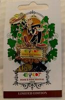 Disney Pin 49817 WDW Epcot International Food and Wine Festival 2006 Goofy LE