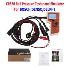 CR508 Diesel Common Rail Pressure Tester and Simulator for Bosch/Delphi/Denso