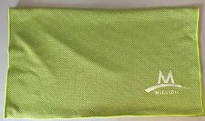 Mission Athletecare Enduracool Instant Cooling MESH Towel ~ GREEN ~ XL