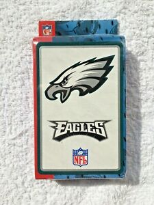 NEW PHILADELPHIA EAGLES  POKER Playing Cards - 52 Card Deck - NEW