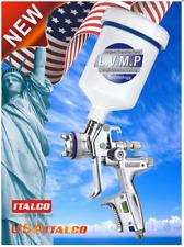 DIGITAL H-4004 L.V.M.P spray gun original Italco top coating spray gun 1.3mm tip