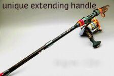 DROPSHOT FISHING ROD & FREE REEL Dropshot Lure Rod Light Rock Fishing Rod LRF