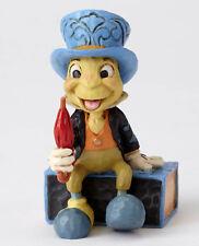 Enesco Jim Shore Disney Traditions Mini Jiminy Cricket Nib # 4054286