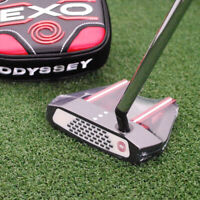 Odyssey Stroke Lab EXO 7 S Mallet Putter - Choose Length 33/34/35 & Grip - NEW