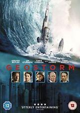 Geostorm [DVD]- Region 2 UK