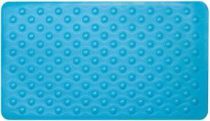 Sabichi Aqua Suction Grip Rubber Bath Mat with Cosy Bubble Foot Grip