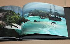 Assassin'S CREED BLACK FLAG ARTBOOK ART BOOK LIBRO ps3 ps4 XBOX ONE 360 Wii U