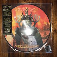 Mastodon Emperor of Sand LP Picture Disc Record Store Day 2018 RSD 2018