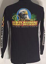 Harley-Davidson Motorcycles Daytona Bike Week 2000 Medium M Long Sleeve T-shirt