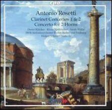 Rosetti / Klocker / Wallendorf / Willis - Concertos [New CD]