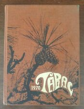 1970 Tabac Yearbook Abraham Baldwin Agricultural College ABAC Tifton Georgia