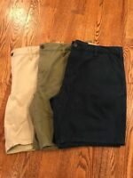 TIMBERLAND Men's Fit Relaxed Shorts 100% Cotton JCP1