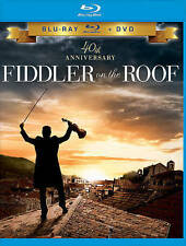 Fiddler on the Roof (Blu-ray/DVD, 2011, 2-Disc Set)  Topol