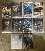 BATMAN OFFICIAL COMIC BOOK ADAPTATIONS OF THE MOVIES 1989-97 DC Comics Lot Of 10