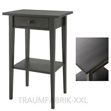 IKEA Table de nuit dessert Armoire schubladentisch commode noir large
