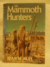 JEAN M.AUEL THE MAMMOTH HUNTERS UK BCA HB VERY GOOD CONDITION