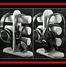 Velvet Headphones Stand Tree Headset Hanger Holder