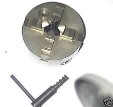 Vierbackenfutter EMCO Compact 5, 80mm 4 jaw chuck self centring neu