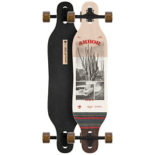 """Arbor Longboard Complete Townsend Photo Axis 8.5"""" x 37"""" Drop Through"""