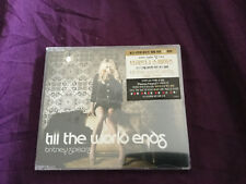 TILL THE WORLD ENDS BRITNEY SPEARS JAPAN VERSION - 2 TRACK !!!