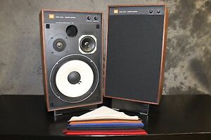 Huntley Audio.com Exclusive One New Pair of JBL 4310, 4311, 4312 Black Grilles