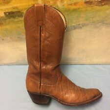 CUSTOM HAND-MADE BOOTS OF GENUINE LEATHER BOOTS 10.5 D