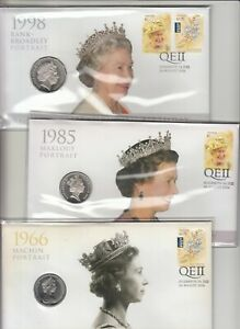 2016 Queen 90th Birthday set of 3 PNCs. issue 22-23-24  Cost $53.85. Going Cheap