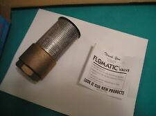 "Flomatic 4104E Foot Valve 1-1/2""-60SE"