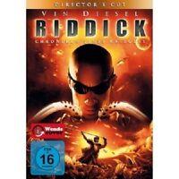 RIDDICK-CHRONIKEN EINES KRIEGERS DIRECTOR'S CUT DVD NEU VIN DIESEL,JUDI DENCH