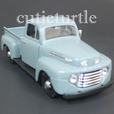 Maisto 1948 Ford F1 Pickup Truck 1:25 Diecast Model Car 34935 Matte Grey