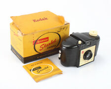 KODAK LONDON BROWNIE STARLET, USES 127 FILM, TORN BOX/cks/196189